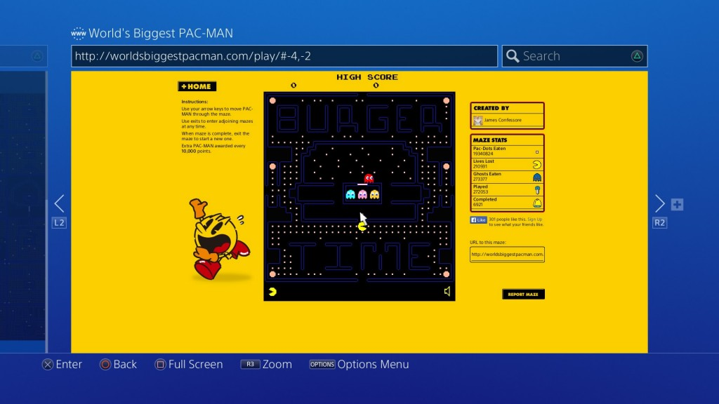 How To Play Web Browser Games On The PS4 - Forums